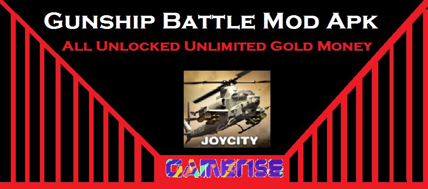 Gunship Battle hack