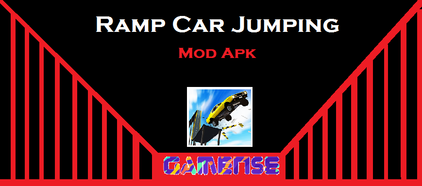 Ramp Car Jumping Mod Apk