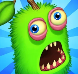 my singing monsters logo