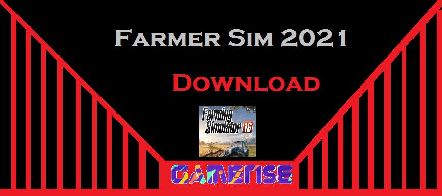Farmer Sim 2021