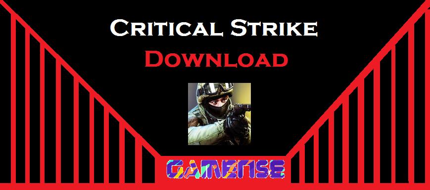 Critical Strike logo