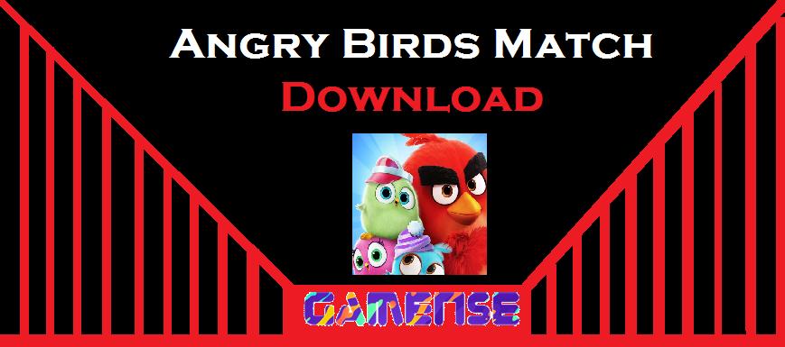 Angry Birds Match logo